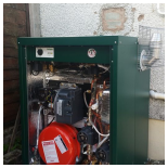 Our Work - Oil Boilers, Aga Servicing